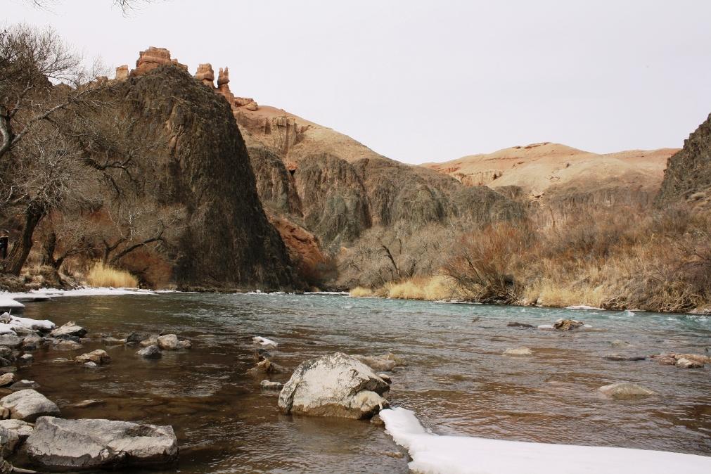 Best of Алматы: Чарынский каньон, Чимбулак и манты