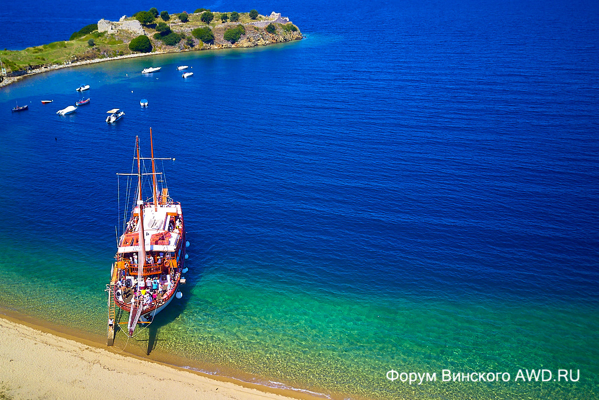 Отдых на море в Греции. Халкидики Ситония пляжи, отзывы и фото 2017-2018