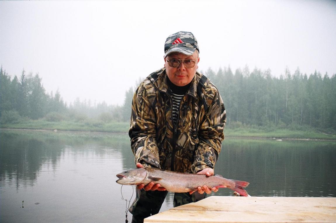 отчет о рыбалке тобольск