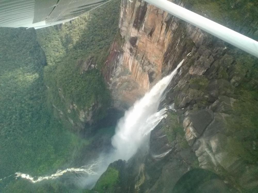 венесуэла канайма водопад анхель