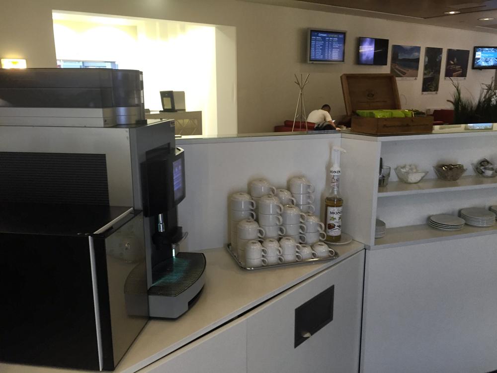 Бизнес лаунж в аэропорту Вильнюса (VNO)