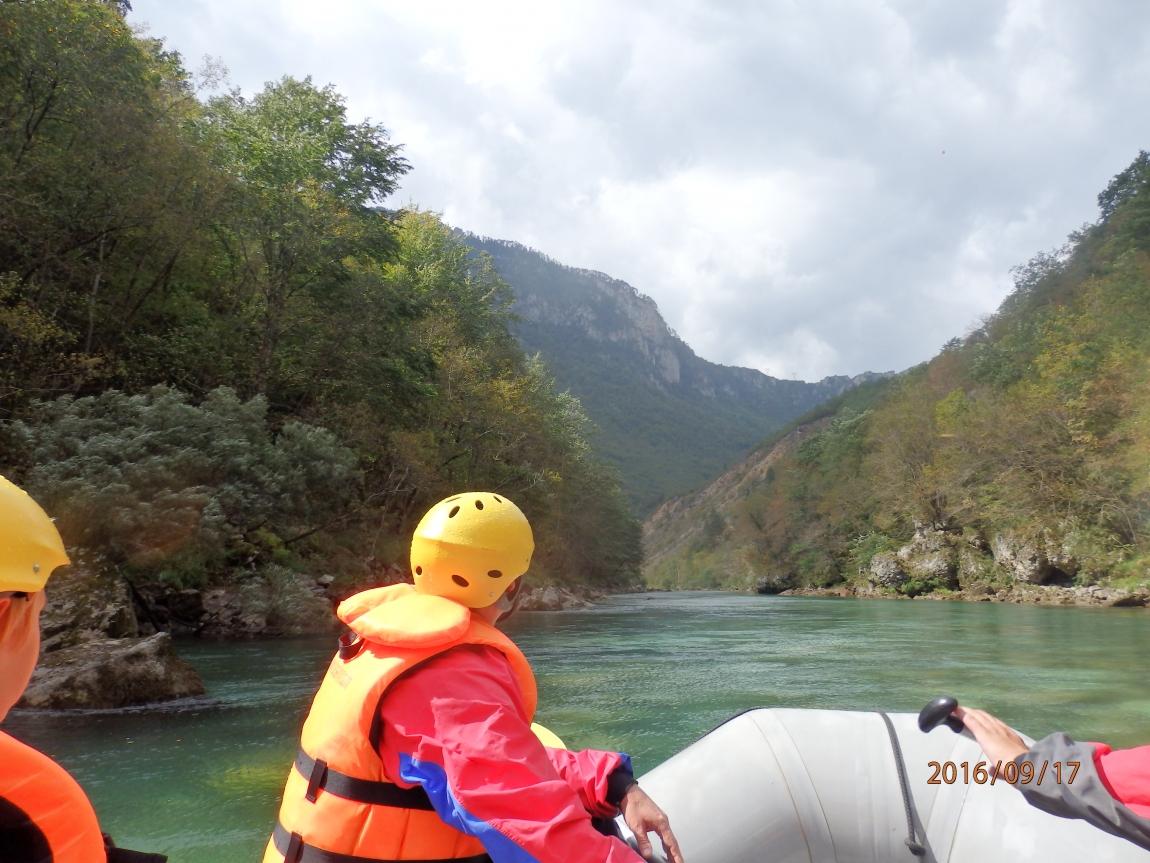 Самостоятельный сплав по реке