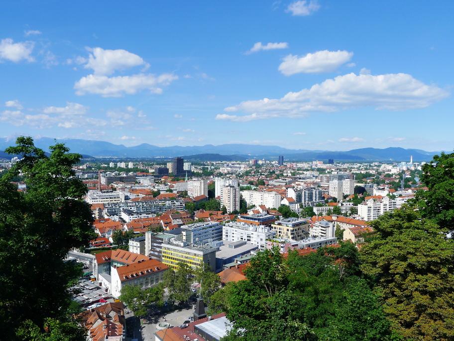 Там, где тебе хорошо. Словения 2017 (Любляна, Краньска Гора, Бохинь, хайкинг)