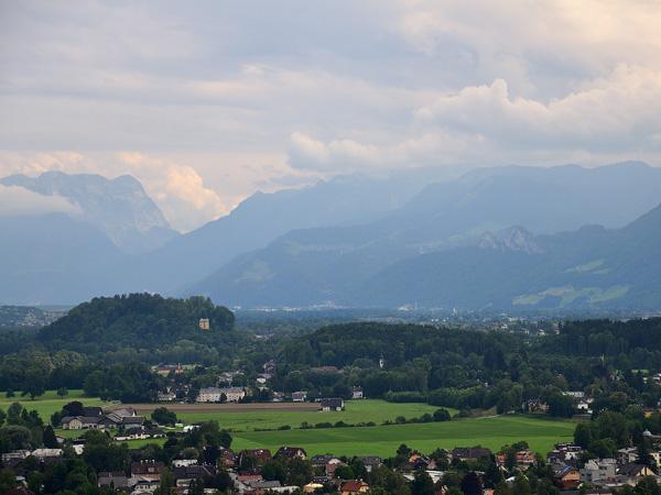 Австрия и немного Германии