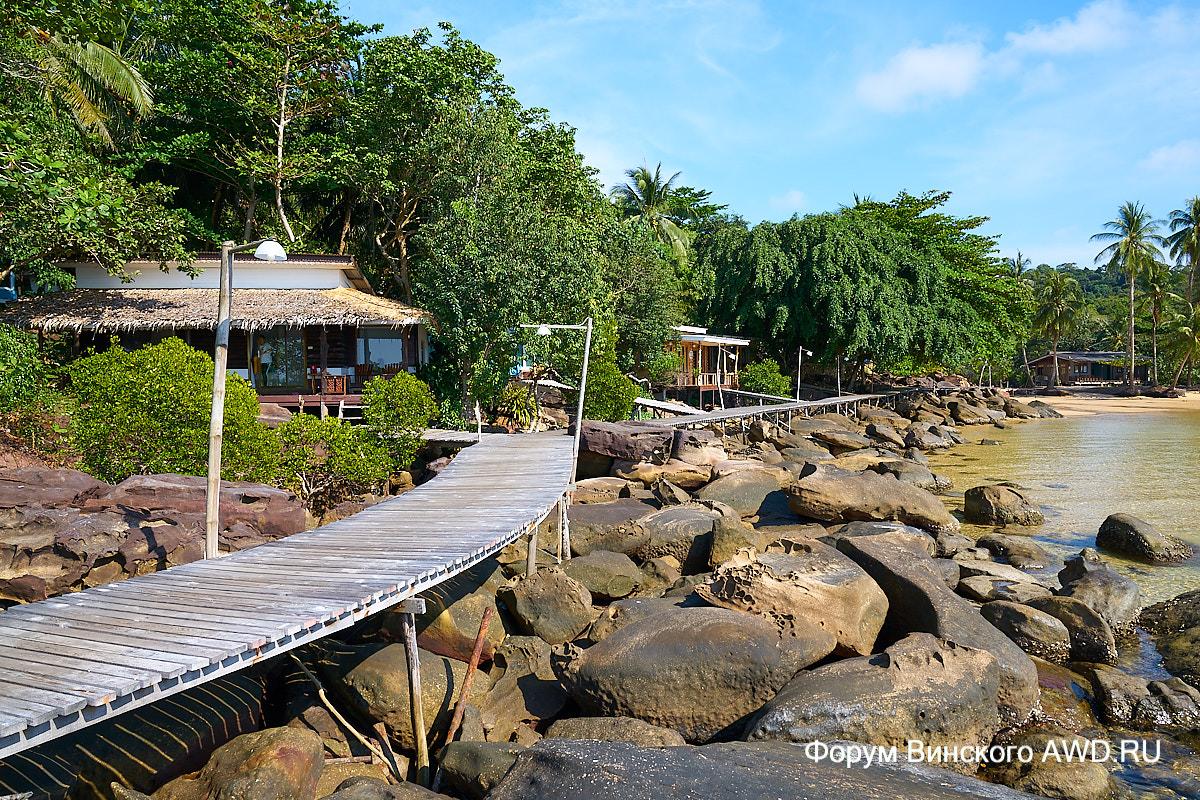 Остров Ко Куд отзывы, как добраться до Koh Kood, фото обзор пляжей острова