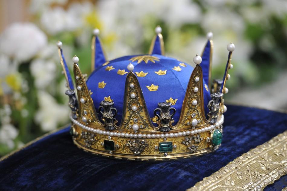 корона короля и королевы картинка