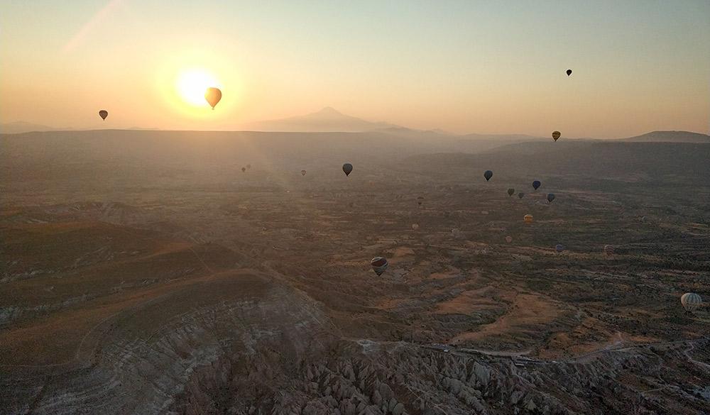 Западная Турция за 16 дней / Автопутешествие из Стамбула