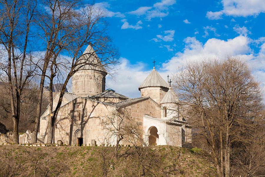 Волшебная Армения - сплетение Природы и древнего наследия Монастырей