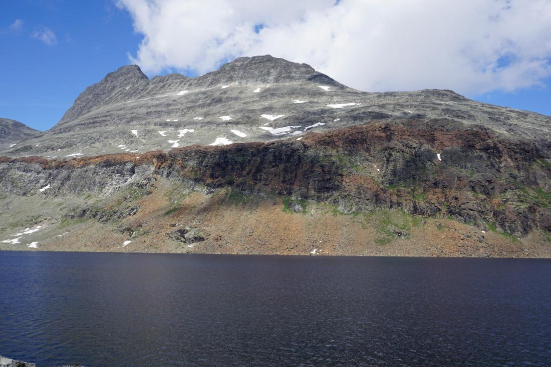 100 км пешком с палаткой и собакой по национальным паркам Utladalen, Jotunheimen и Breheimen