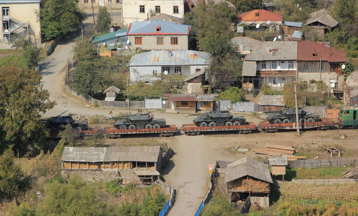 Путешествие по Самцхе-Джавахети в октябре 2018