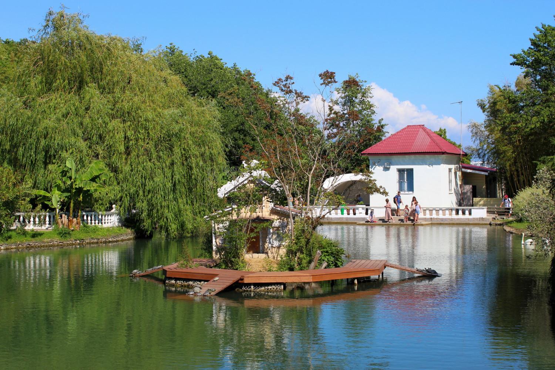 Красная Поляна и Имеретинский курорт летом 2021. Часть 2. Имеретинский курорт