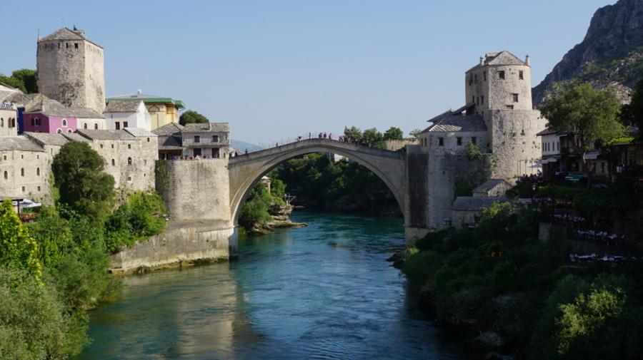 Балканы по-быстрому - Хорватия - Черногория - Босния (июнь 2019)