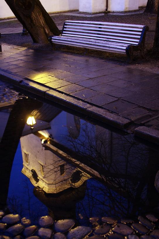 Взгляд сквозь лужу: отражения мира в фотографиях