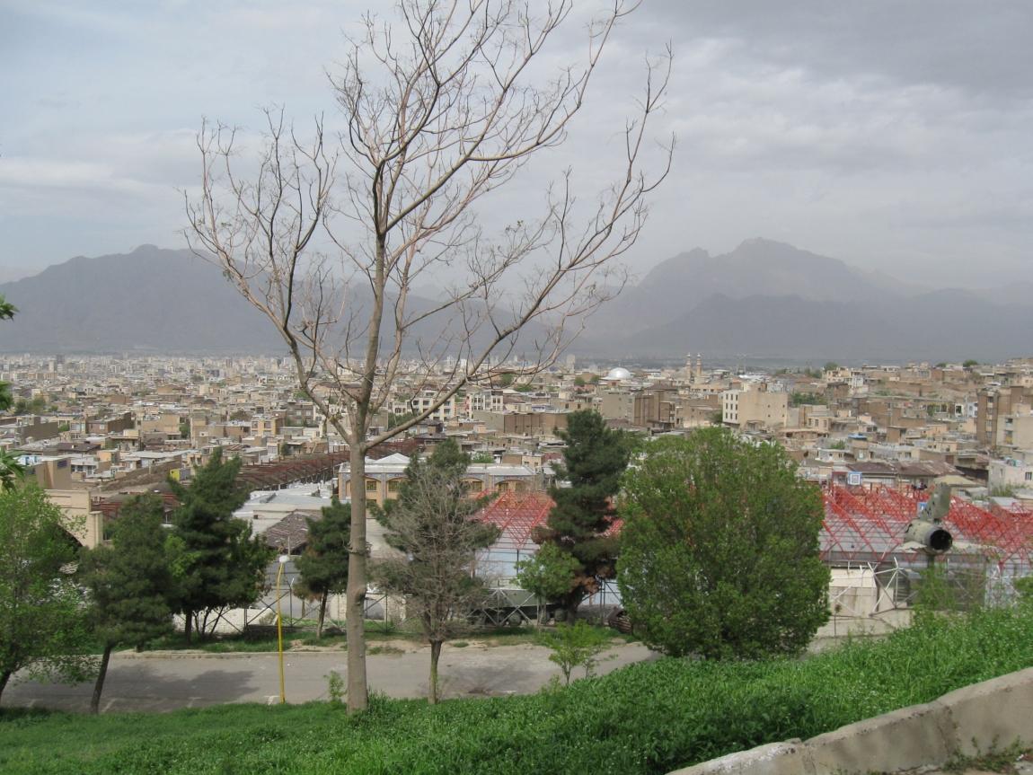 Путешествие в Иран в апреле 2011 года