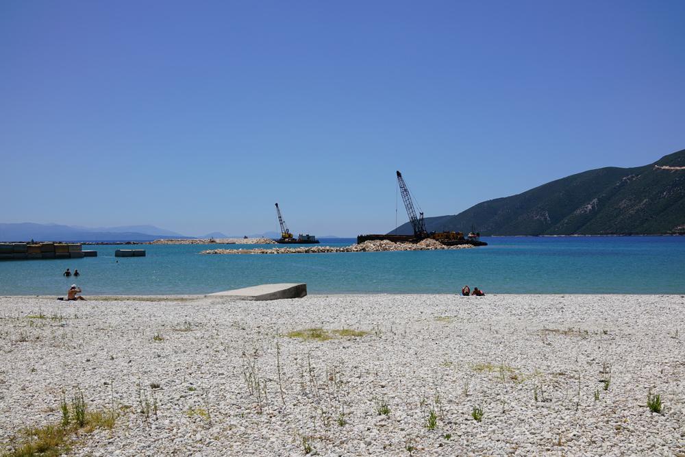 Остров Лефкада после землетрясения в июле 2016 отзывы об отдыхе