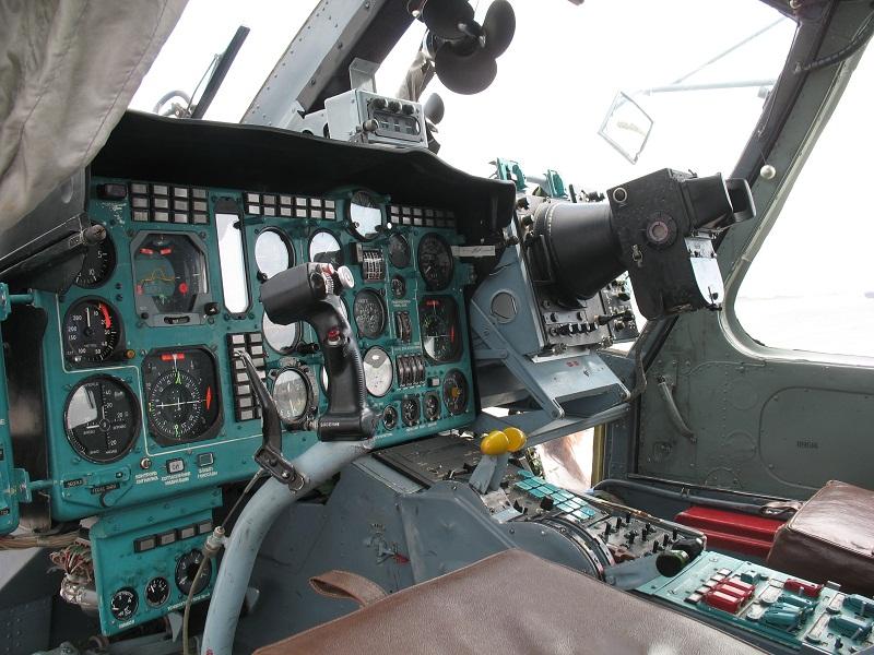 Кабина Ка-27 фото Alex Kumarkov • Форум Винского