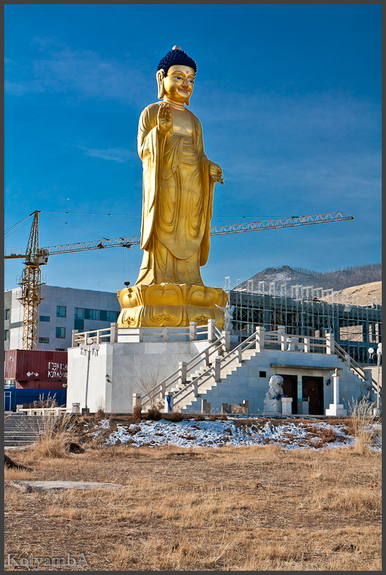 Монголия. Путь к Чингисхану.