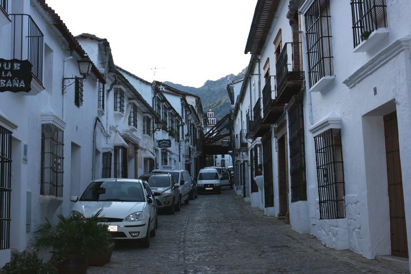 А давайте, погреемся! или зимние каникулы в Андалусии