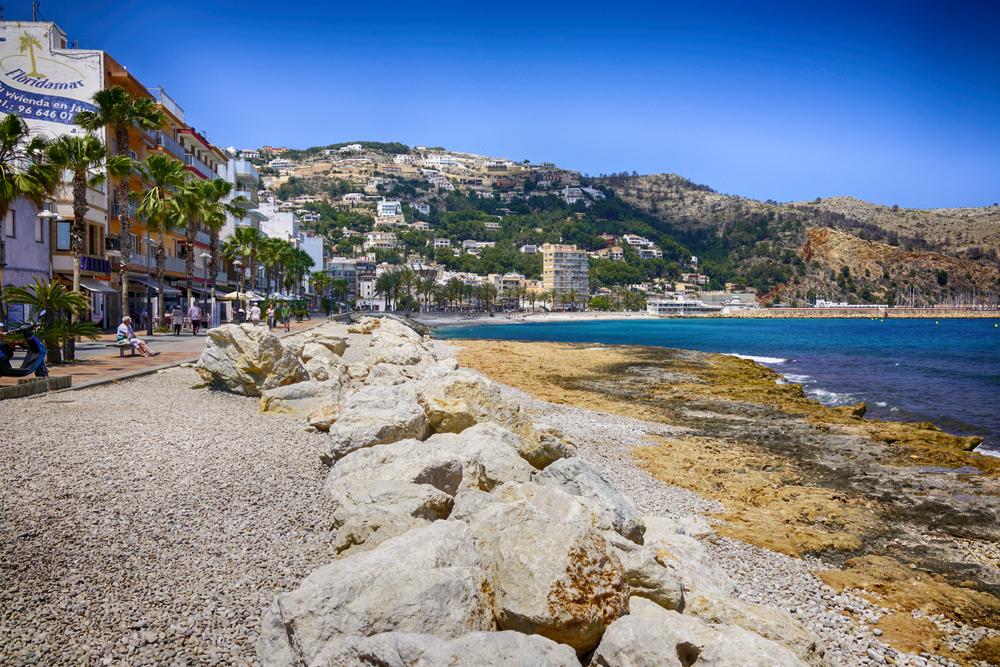 Отзыв о пляжах Коста Бланка от Бенидорма до Альтеа