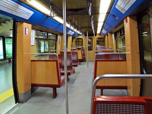Лиссабона: автобусы, метро