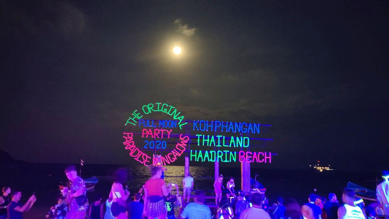 Самуи - Панган - Тао - Паттайя Февраль 2020