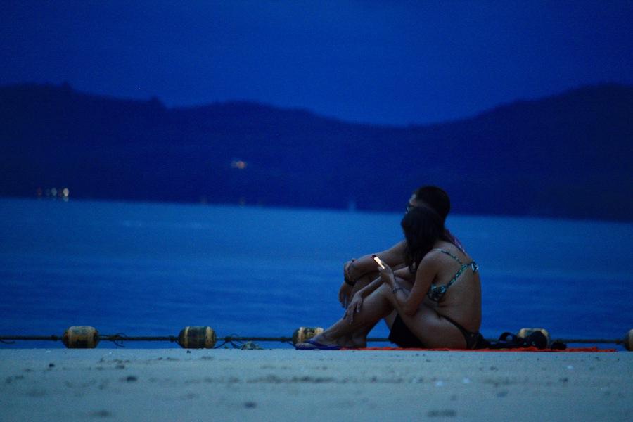Рейли + Пхи Пхи в октябре: где суда стоят у свай и летучим рыбам рай
