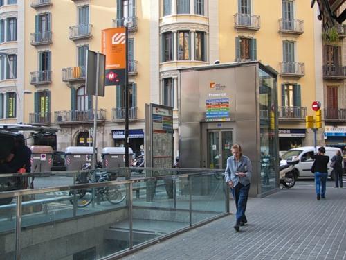 транспорт: Барселона