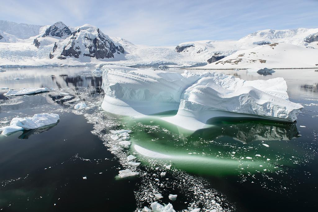 Днем, антарктида картинки