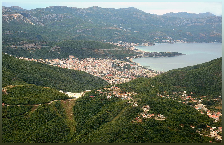 Черногория. Август 2020-го. Красоты пустынной страны