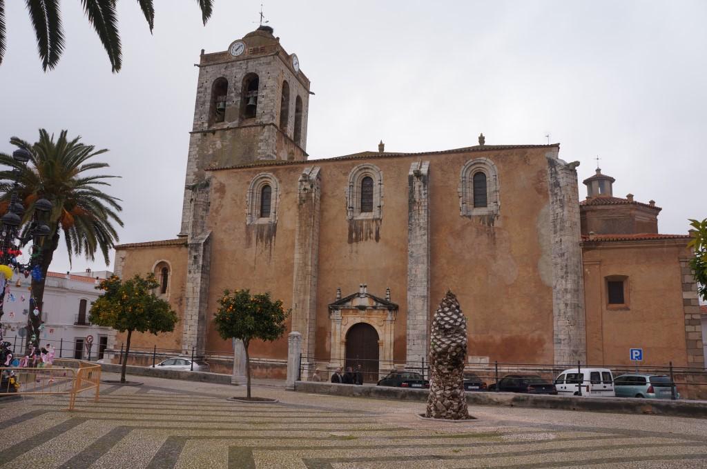 Неслучайная библиотека [Caceres, Badajoz, Jerez de los Caballeros, Zafra и другие]