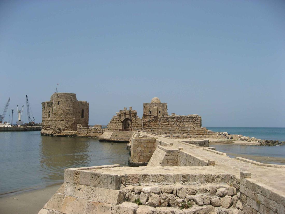 Ливан. Май 2010