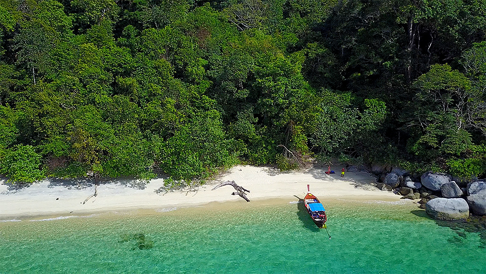 Ко Липе (Koh Lipe) отдых в январе. Отзывы об отелях Ко Липе, экскурсии на соседние острова
