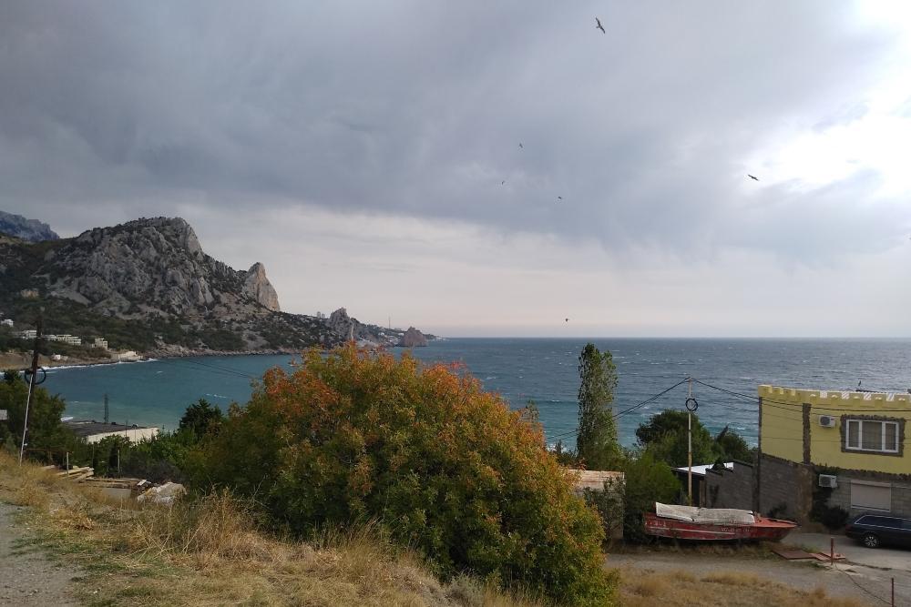 Бархатный сезон в Крыму
