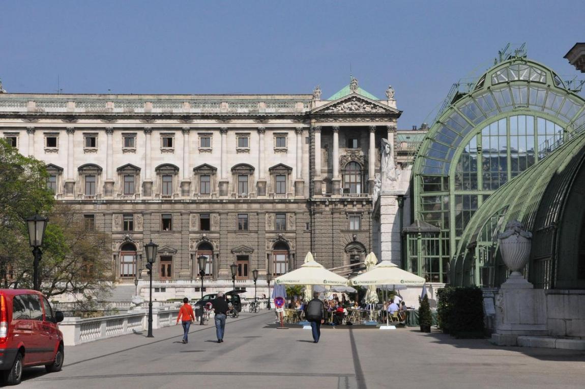 схема прохода от империал до опера в париже