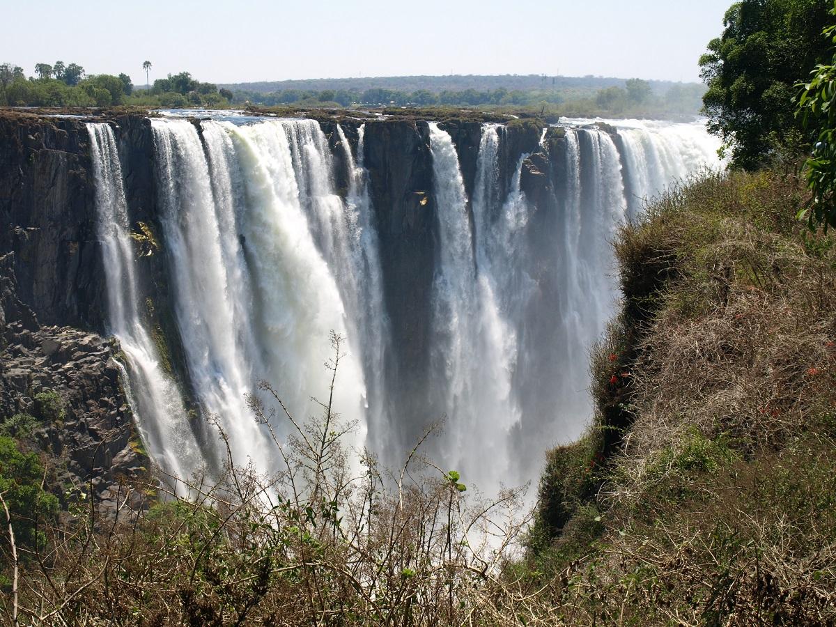 Такая разная Африка. Дубль два. ЮАР, Замбия, Зимбабве, Ботсвана.