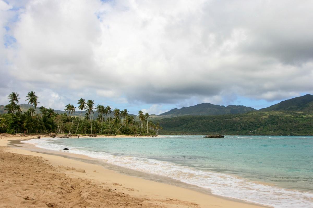 2800 км по Доминиканским пляжам на автомобиле.