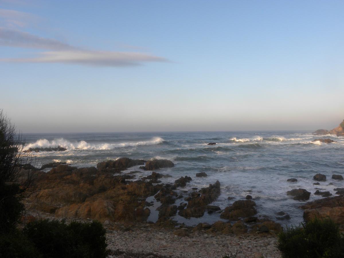 Тропа выдры, ЮАР