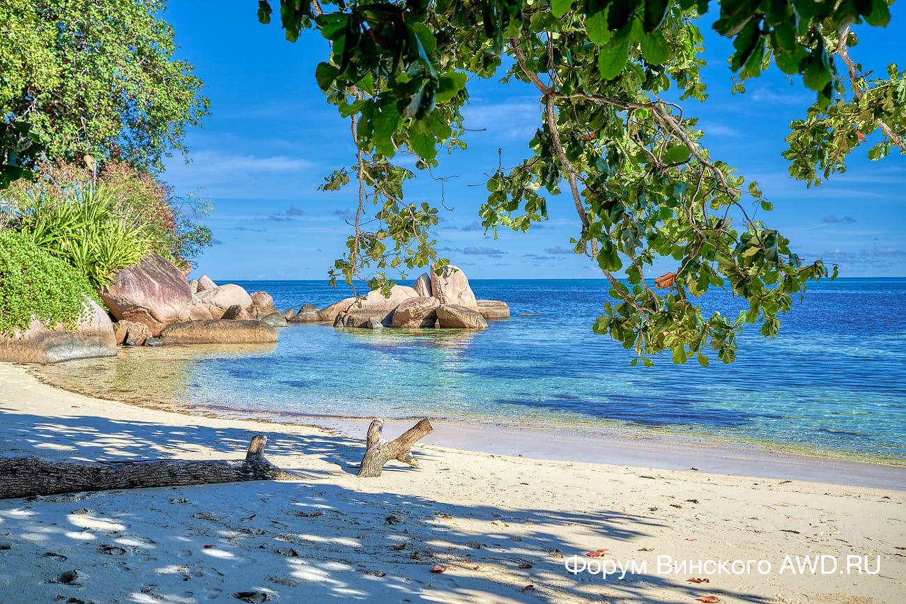 Сейшелы в апреле 2021: Праслин - Ла Диг - Маэ