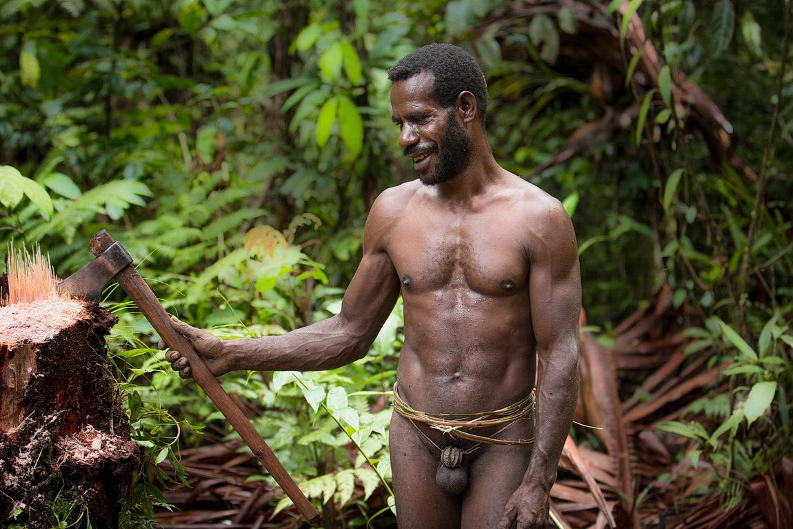 аборигены с огромным членом великом