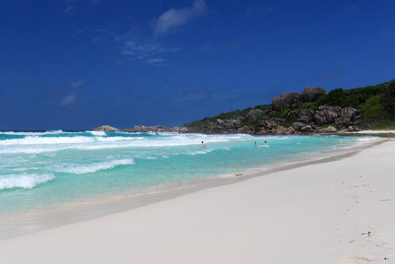 Сейшелы остров Ла Диг