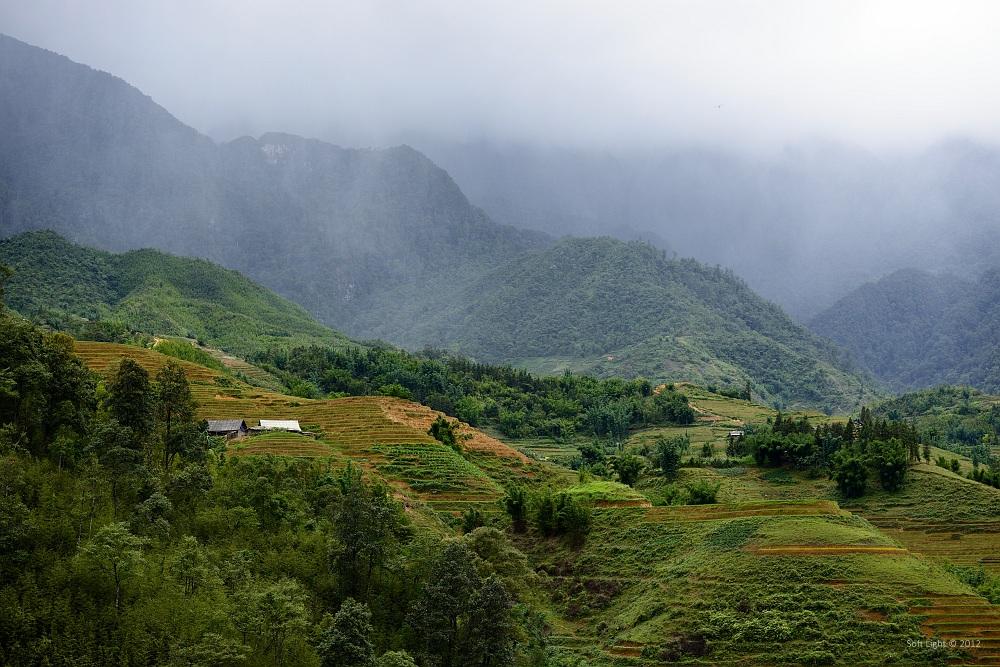 В поисках света в сезон дождей. Фотоотчет Sapa 2012. 3й День