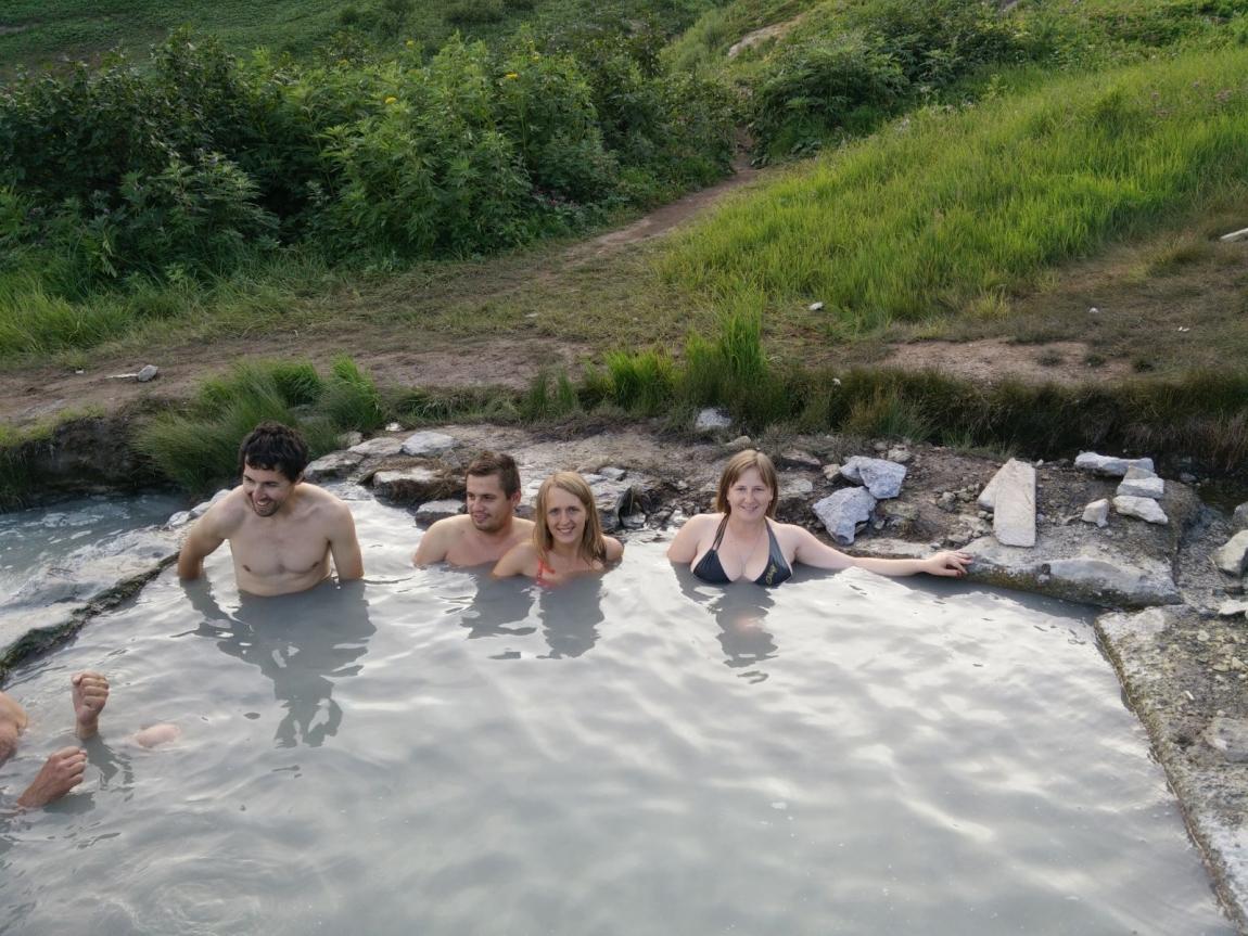 Индивидуальный отдых на камчатке в августе