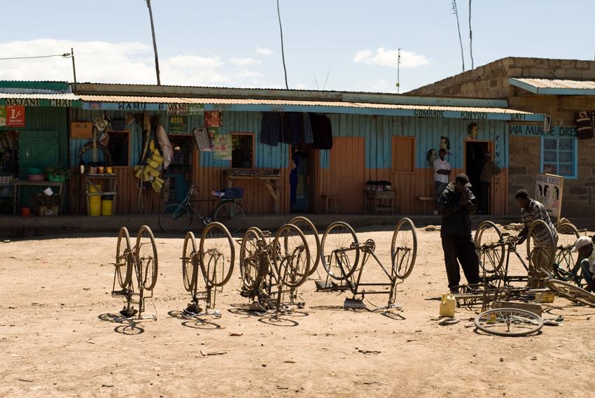 И какая муха нас укусила... Кения + Занзибар (16 дней) янв.2012