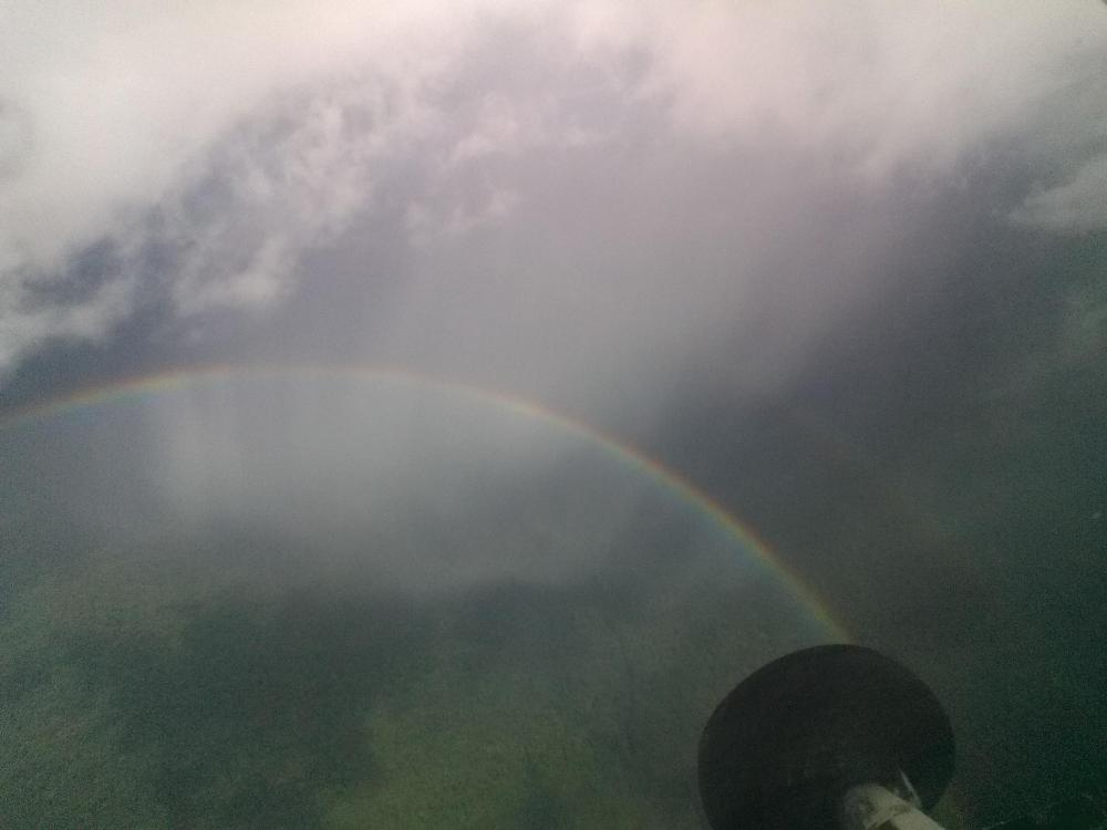 Канайма. Облет водопада Анхель и тепуя Рорайма
