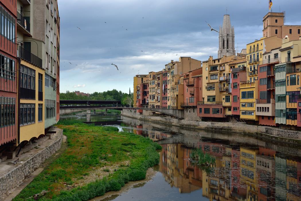 Испания в мае. Барселона и окрестности
