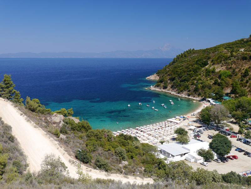 Ситония лучшие пляжи отзывы, Халкидики Греция