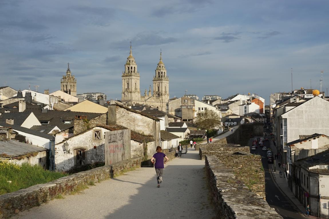 Галисия на майские (Islas Cíes, Cañón del Sil, Playa de las Catedrales + города-деревушки)