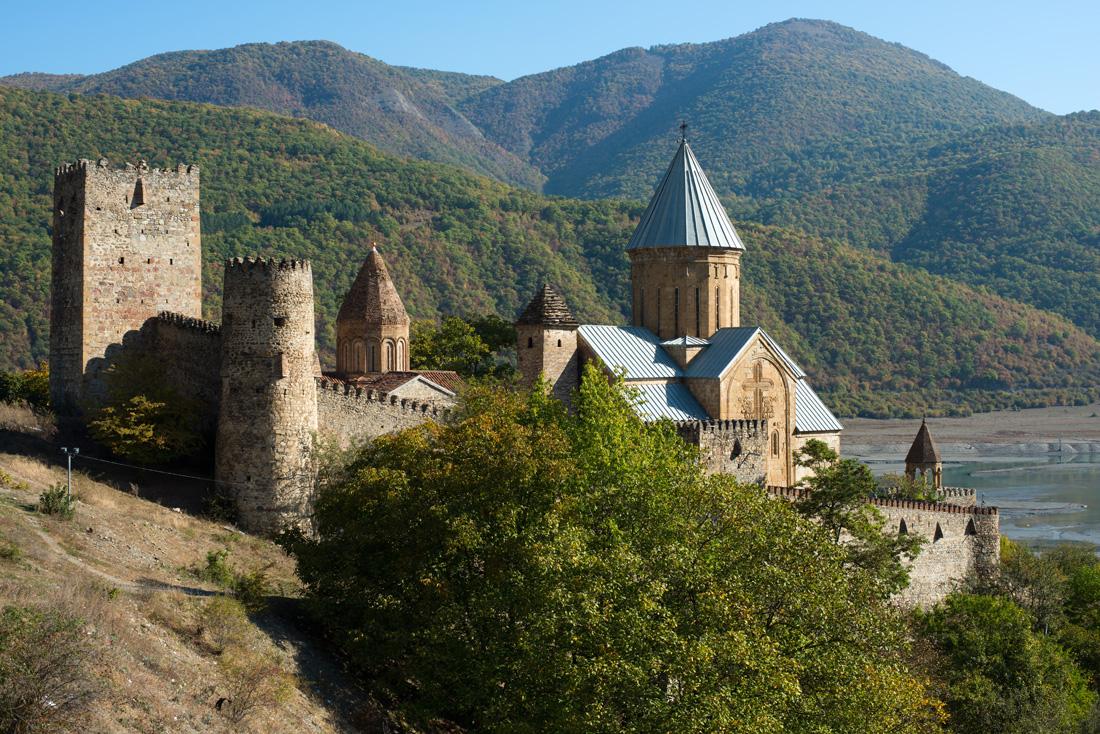 Большой отчёт по Грузии - как мало мы знали! (Тбилиси/Кахетия/В-Г дорога/Кутаиси/Сванетия)