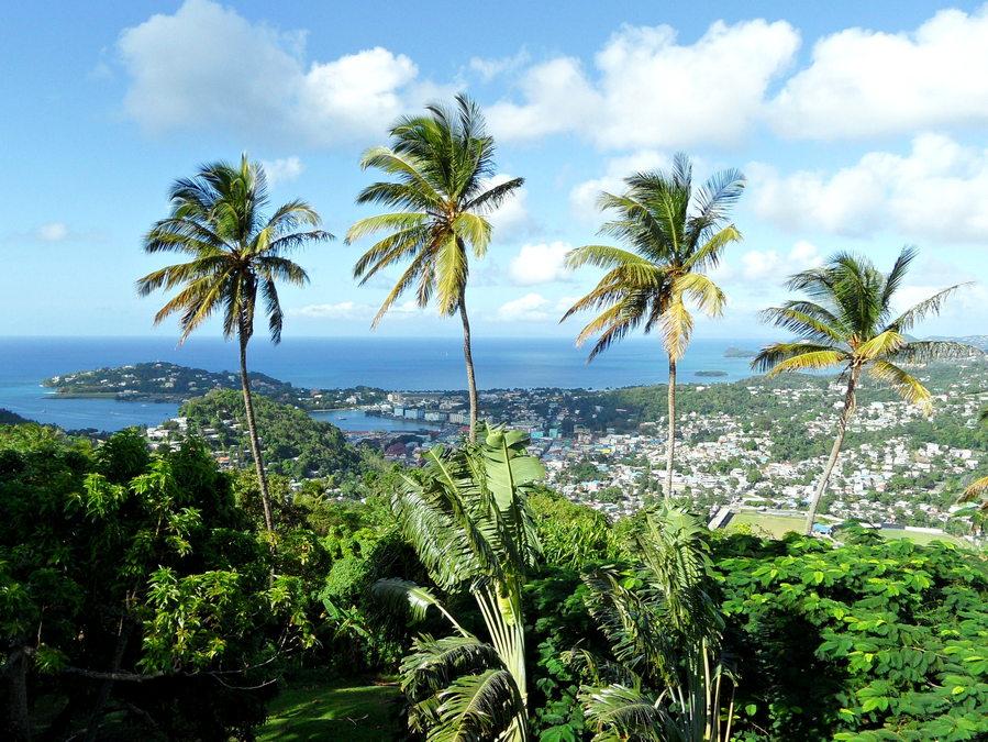 Карибское ожерелье - Малые Антильские острова, как они есть!