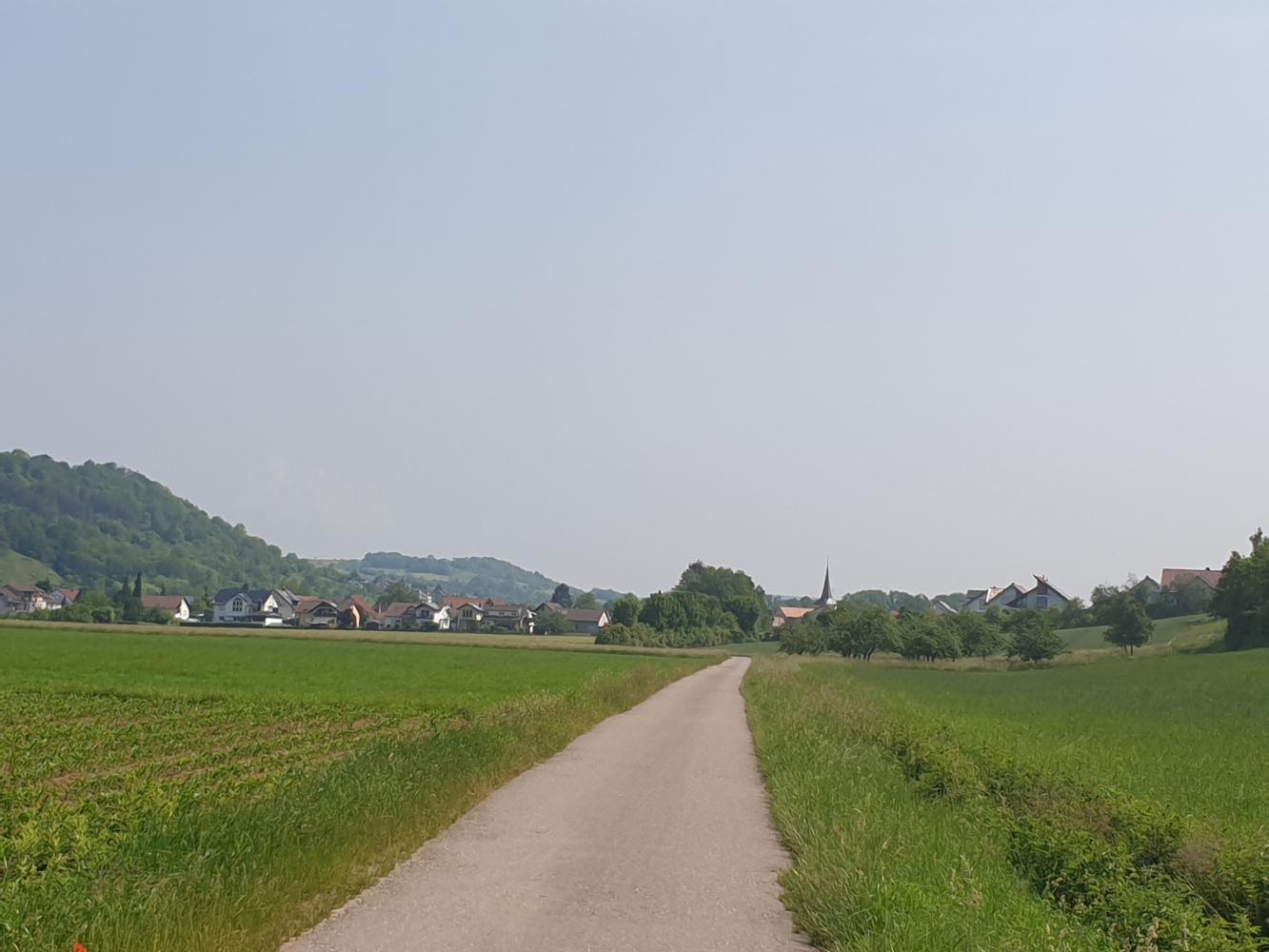 По дорожкам и бульварам крутим, крутим мы педали… или нашe первое велопутешествие вдоль Ягста, Таубера и Кохера